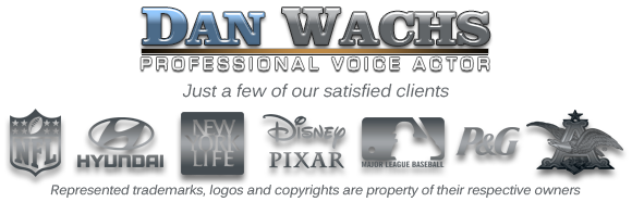 Orlando Voice Over Talent Dan Wachs